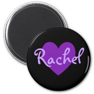 Rachel in Purple Magnet