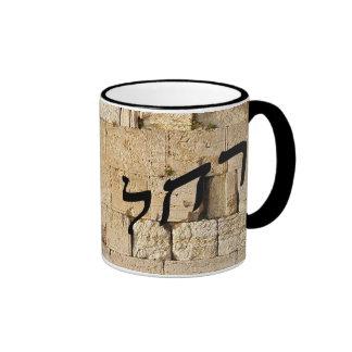 Rachel, Rachelle Ringer Mug