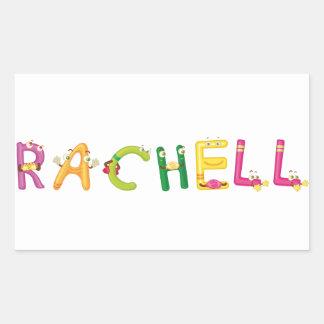 Rachell Sticker