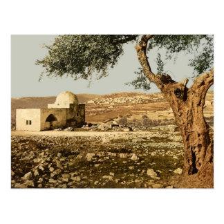 Rachel's Tomb Postcard