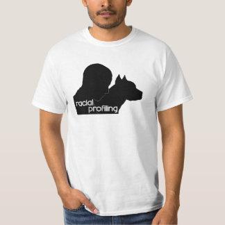 Racial Profiling is Discrimination, BSL T-Shirt
