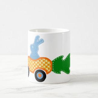 Racing Bunny Mug