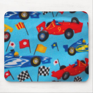 racing cars mouse pads