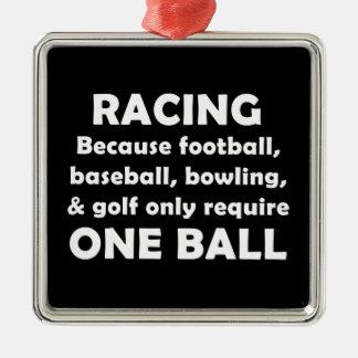 Racing Christmas Ornaments