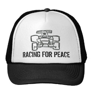 Racing Drivers For Peace Hat