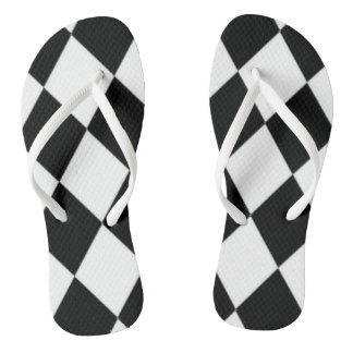 Racing-Fan-Unisex-Diamond's(C)Multi-Styles Thongs