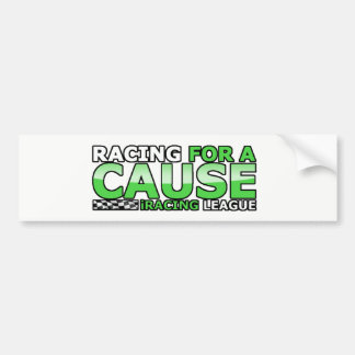 Racing For A Cause Bumber Stickers