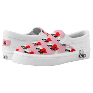 Racing for the Cure Casuals Slip On Shoes
