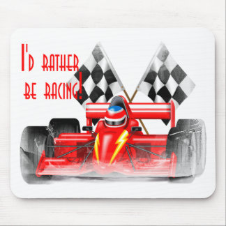 Racing Gear Mouse Pad