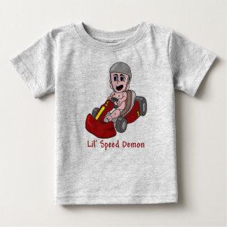 Racing Go Kart Baby Baby T-Shirt