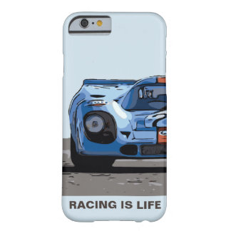 RACING IS LIFE BARELY THERE iPhone 6 CASE