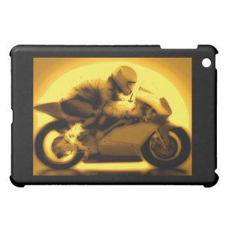 Racing Motorcycle iPad Mini Cases