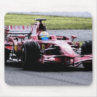 racing mouse pad