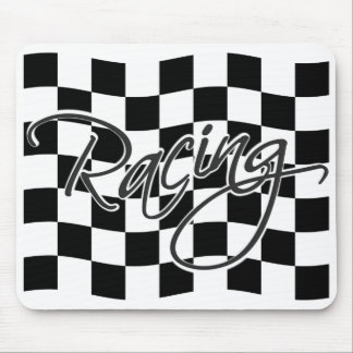 Racing mousepad