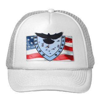 Racing Pigeons - the USA Cap