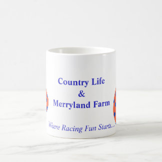 Racing SIlks of Country Life Coffee Mug