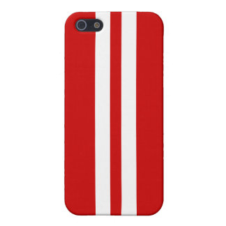 Racing Stripes iPhone 5 Cases