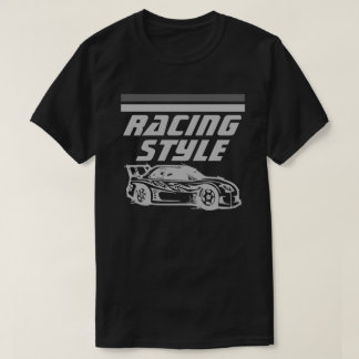 Racing Style T-Shirt