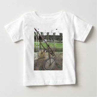 Racing sulky used in harness racing baby T-Shirt