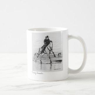 Racing Thunder Coffee Mug