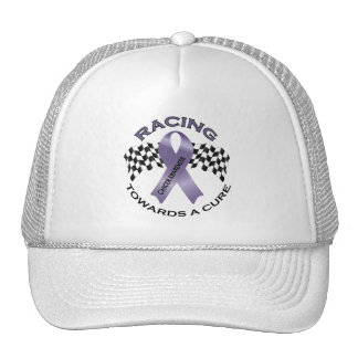Racing Towards a Cure - All Cancer - Hat