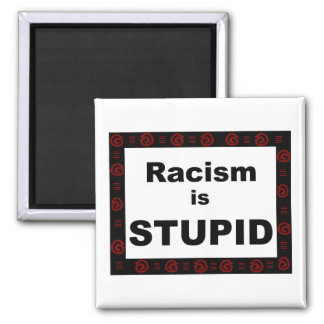 Racism is.. magnet