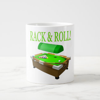 Rack And Roll Jumbo Mug