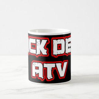 Rack Deep Atv Apparel & Accesories Basic White Mug