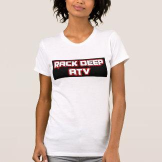 Rack Deep Atv Apparel & Accesories T Shirts