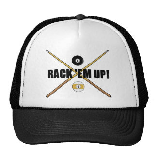 Rack Em Up hat