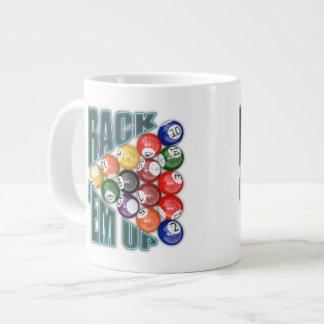 Rack Em Up Jumbo Mug