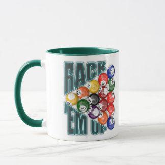 Rack Em Up Mug