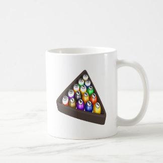 Racked Balls 3 Coffee Mug