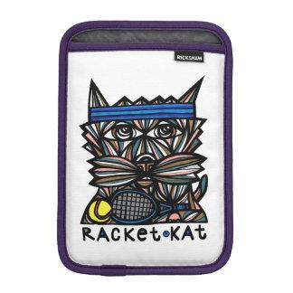 """""""Racket Kat"""" iPad Mini Soft Case"""