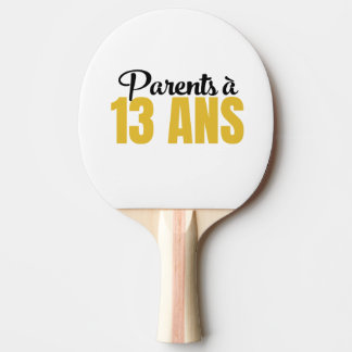 Racket of table tennis PA13A Ping Pong Paddle