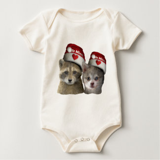Racket Valentine's Day - Multiple Products Baby Bodysuit