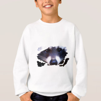 RACOON RACCOON - Photography Jean Louis Glineur Sweatshirt