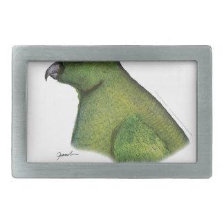 racquet tailed parrot, tony fernandes belt buckles