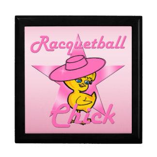 Racquetball Chick #8 Gift Box