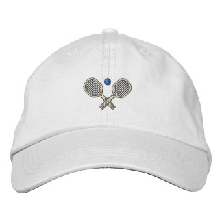Racquetball Embroidered Hats