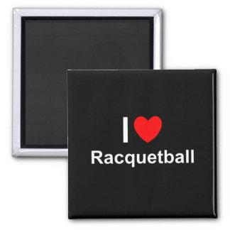 Racquetball Magnet