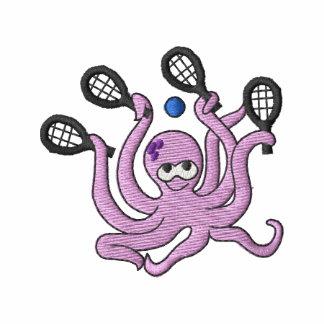 Racquetball Octopus Hoodie