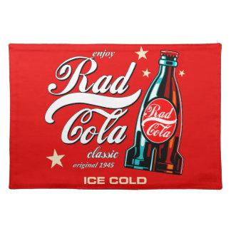 Rad Cola Placemat