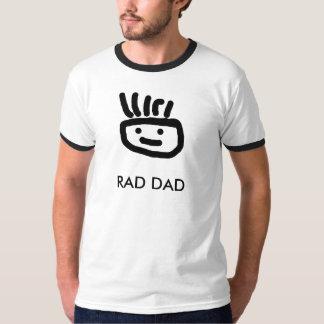 RAD DAD Ringer T-shirt