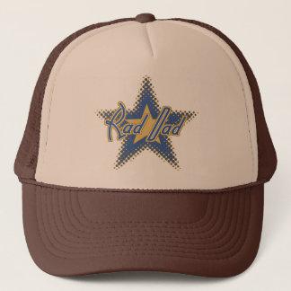 RAD DAD TRUCKER HAT