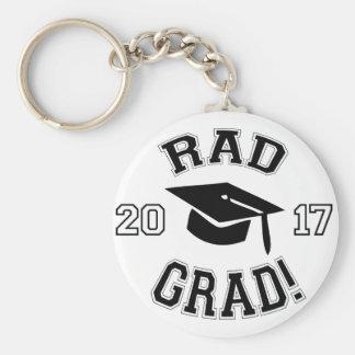 Rad Grad 2017 Key Ring