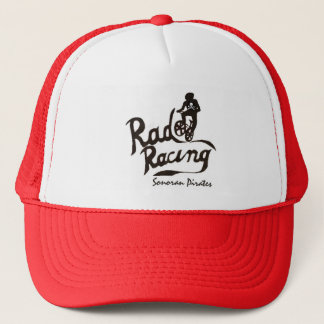 RAD Racing Trendy Trucker - Sonoran Pirates Trucker Hat