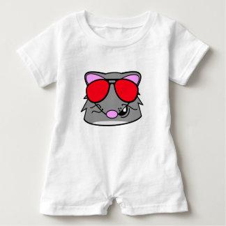 Rad Rat Baby Bodysuit