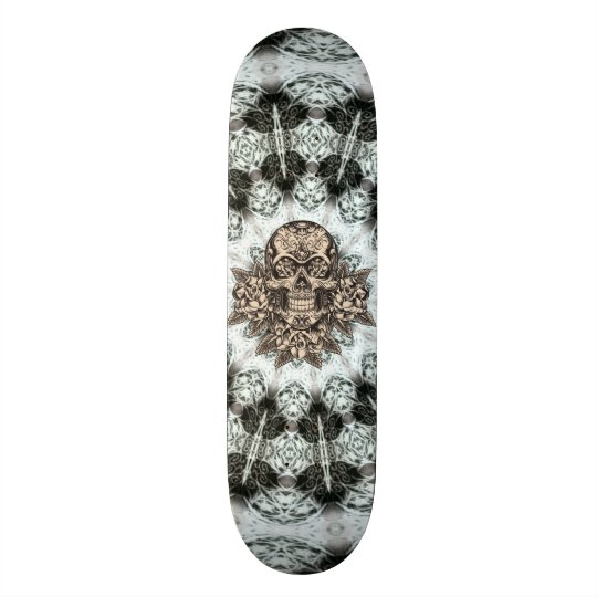 Rad Reaper Custom Pro Park Board Skateboard