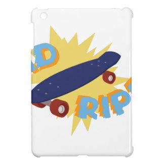 Rad Ripper Skateboard iPad Mini Case